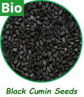 Black Cumin Seeds (Bio)