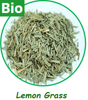 Lemon Grass Leaves (Bio)
