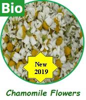 Chamomile Flowers (Bio)