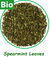 Spearmint Leaves (Bio)
