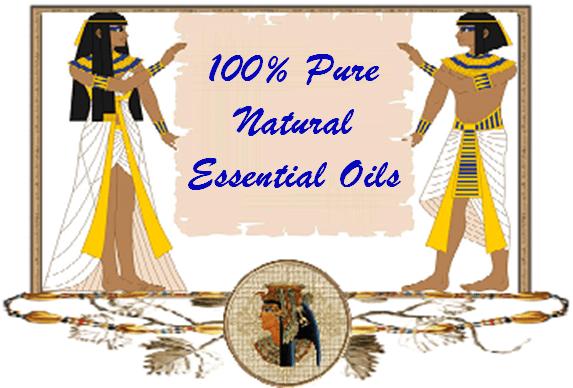 100% Pure & Natural Essential Oils