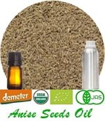 Organic Anise Seeds Oil