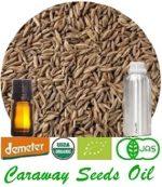 Organic Caraway Seeds Oil