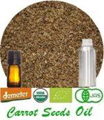 Organic Carrot Seeds Oil