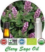 Organic Clary Sage Oil (p) 150x173