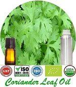 Organic Coriander Leaf Oil (p) 150x173
