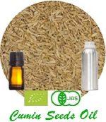 Organic Cumin Seeds Oil