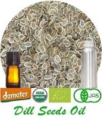 Organic Dill Seeds Oil
