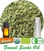 Organic Fennel Seeds Oil