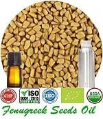 Organic Fenugreek Oil (p) 150x173