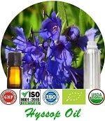 Organic Hyssop Oil (p) 150x173