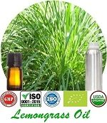 Organic Lemongrass Oil (p) 150x173