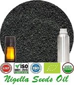Organic Nigella Seeds Oil (p) 150x173