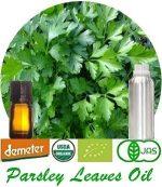Organic Parsley Leaves Oil