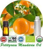 Organic Petitgrain Mandarin Oil (p) 150x173