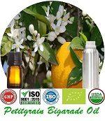Organic Petitgrain bigarade Oil (p) 150x173
