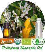 Organic Petitgrain bigarade Oil