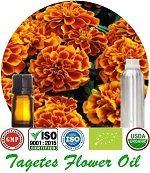 Organic Tagetes Flower Oil (p) 150x173