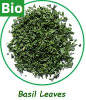 Basil Leaves (Bio)