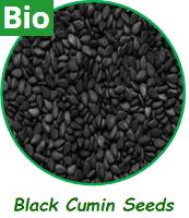 Black Cumin Seeds (Bio)
